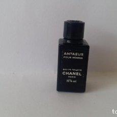 Échantillons de parfums anciens: MINIATURA ANTAEUS POUR HOMME DE CHANEL-SIN CAJA. Lote 223683202