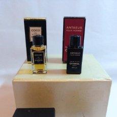 Miniaturas de perfumes antiguos: LOTE DE MINIATURAS DE PERFUMES Y COLONIAS. Lote 223854867