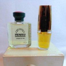 Miniaturas de perfumes antiguos: LOTE DE PERFUMES,FRAGANCIAS O EAU DE TOILETTE MINIATURA. Lote 223983007