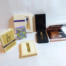 Miniaturas de perfumes antiguos: LOTE DE PERFUMES,FRAGANCIAS O EAU DE TOILETTE MINIATURA. Lote 223985823