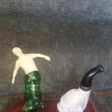Miniaturas de perfumes antiguos: LOTE 2 FRASCOS DE PERFUME AVON. AÑOS 60-70. Lote 224974297