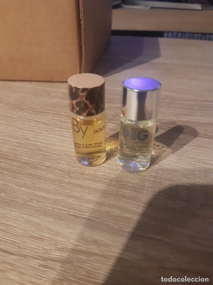 MINIATURAS GABBANA (Coleccionismo - Miniaturas de Perfumes)