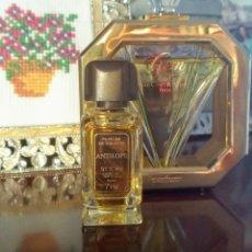 Miniaturas de perfumes antiguos: ANTÍLOPE DE WEIL, PARFUM DE TOILETTE 7 ML. Lote 229701035