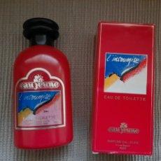 Miniaturas de perfumes antiguos: L' INSOUMISE EAUJEUNE 200ML.. Lote 229966295