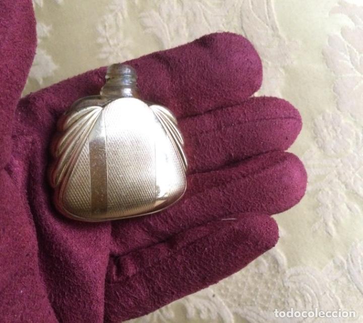 Miniaturas de perfumes antiguos: ANTIGUO PERFUMERO MINIATURA MODERNISTA - Foto 11 - 231830570
