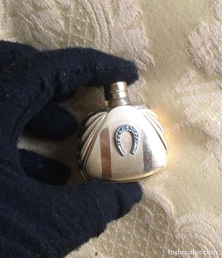 Miniaturas de perfumes antiguos: ANTIGUO PERFUMERO MINIATURA MODERNISTA - Foto 12 - 231830570