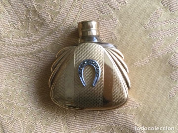 Miniaturas de perfumes antiguos: ANTIGUO PERFUMERO MINIATURA MODERNISTA - Foto 13 - 231830570