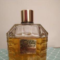 Miniaturas de perfumes antiguos: FRASCO DE JOYA DE MYRURGIA BOTE MUY GRANDE. Lote 231907885