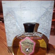 Miniaturas de perfumes antiguos: FRASCO DE COLONIA BARON DANDY. Lote 231912945