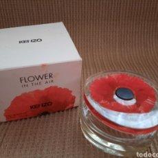 Miniaturas de perfumes antiguos: FLOWER IN THE AIR -KENZO - 30ML. Lote 233265015