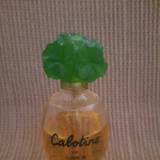 Miniaturas de perfumes antiguos: EAU DE TOILETTE - CABOTINE DE GRES-. Lote 233267210