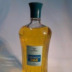 Miniaturas de perfumes antiguos: FRASCO GRANDE DE COLONIA LAVANDA 1468 DE RIPEY // DESCATALOGADO SIN DESPRECINTAR. Lote 241819140