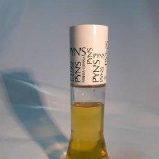 Miniaturas de perfumes antigos: FRASCO DE COLONIA PYN'S DE PARERA // SIN USO DE ANTIGUA PERFUMERÍA DROGUERÍA. Lote 242006520