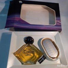 Miniaturas de perfumes antiguos: FRASCO DE COLONIA TENTACIÓN DE LEONIERO GALLEANI 30 ML // DESCATALOGADA DE ANTIGUA PERFUMERÍA. Lote 259770720