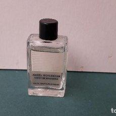 Miniaturas de perfumes antiguos: MINIATURA DE PERFUME: ANGEL SCHLESSER, ESPRIT DE GINGEMBRE,6CM APROX. Lote 246559785
