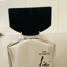 Miniaturas de perfumes antiguos: FRASCO VACÍO PERFUME FIDJI DE GUY LAROCHE, 115 ML. BORN IN 1966. Lote 252643455