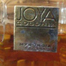 Échantillons de parfums anciens: DOS BOTELLAS FRASCOS COMO SE VEN EL VACIO 11 CMS EL OTRO 9 CMS JOYA DE MYRURGIA. Lote 252881700