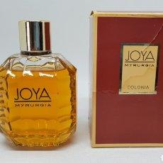 Miniaturas de perfumes antigos: COLONIA JOYA DE MYRURGIA 200 ML. Lote 252974105