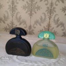 Miniaturas de perfumes antigos: DOS MINIATURAS GALA LOEWE Y GALA DE DIA - 5ML-. Lote 253345460