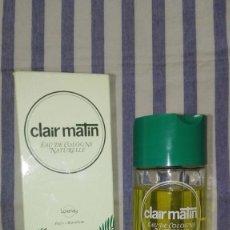 Miniaturas de perfumes antigos: EAU DE COLOGNE, COLONIA CLAIR MATIN NATURELLE,DE LORENAY. Lote 254111865