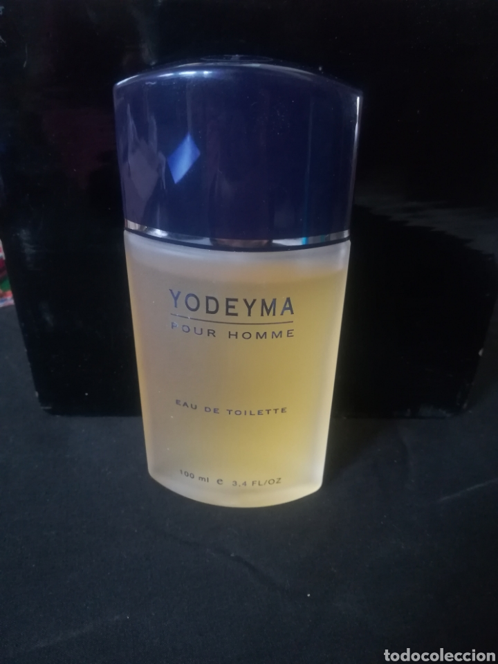 COLONIA HOMBRE YODEYMA (Coleccionismo - Miniaturas de Perfumes)