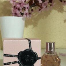 Miniaturas de perfumes antiguos: VIKTOR & ROLF FLOWERBOMB. Lote 255442410