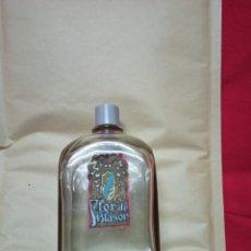 Miniaturas de perfumes antiguos: FRASCO GRANDE DE FLOR DE BLASÓN.MYRURGIA. Lote 255498055