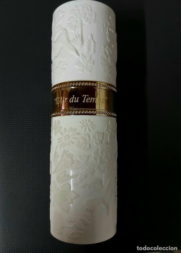 NINA RICCI PARFUMS L' AIR DU TEMPS FRASCO PARA COLECCIÓN VACÍO (Coleccionismo - Miniaturas de Perfumes)