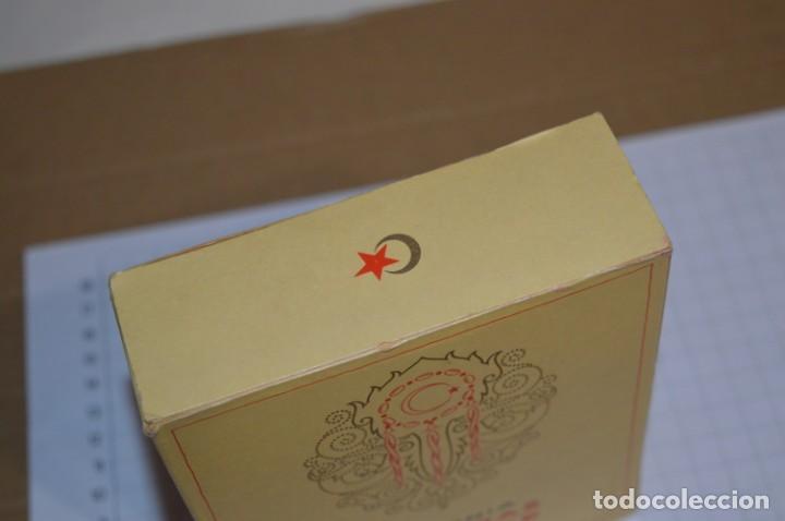 Miniaturas de perfumes antiguos: 1/4 Litro / Muy antiguo, frasco / MADERAS DE ORIENTE - MYRURGIA - Original - ¡Mira fotos/detalles! - Foto 15 - 260832050