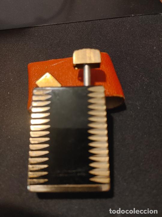 """Miniaturas de perfumes antiguos: ANTIGUO PERFUMERO """"AMOR"""" DE CONSUL. MADE IN WEST GERMANY. CON FUNDA TIPO MECHERO - Foto 2 - 263126095"""
