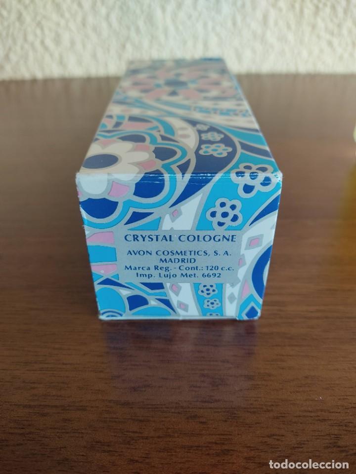 Miniaturas de perfumes antiguos: Botella de colonia Somwhere de Avon - Foto 6 - 267134624