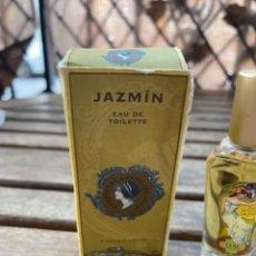 Miniaturas de perfumes antiguos: COLONIA JAZMÍN DE GAL. 11 CM. Lote 268880374