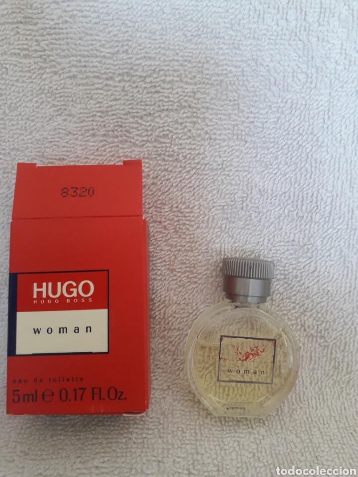 Miniaturas de perfumes antiguos: Lote de 14 perfumes en miniatura - Foto 9 - 268948289