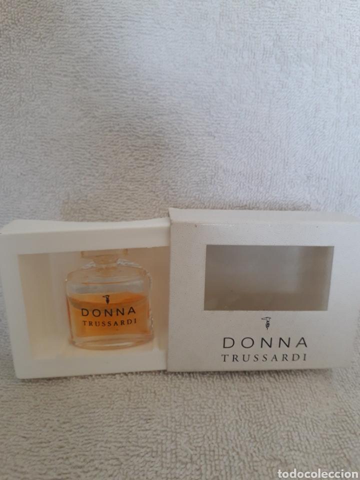 Miniaturas de perfumes antiguos: Lote de 14 perfumes en miniatura - Foto 14 - 268948289