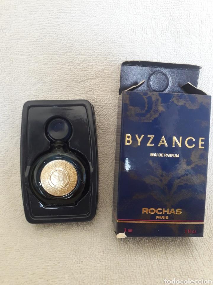 Miniaturas de perfumes antiguos: Lote de 14 perfumes en miniatura - Foto 15 - 268948289