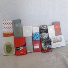 Miniaturas de perfumes antiguos: LOTE DE 14 PERFUMES EN MINIATURA. Lote 268948289