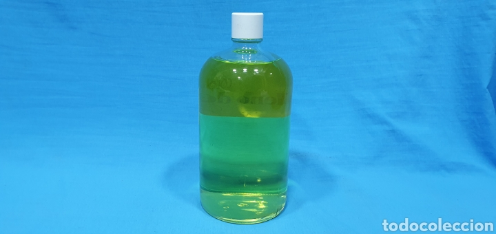 Miniaturas de perfumes antiguos: BOTELLA DE COLONIA GRANEL 1 L. - HENO DE PRAVIA - GAL - Foto 4 - 270694588