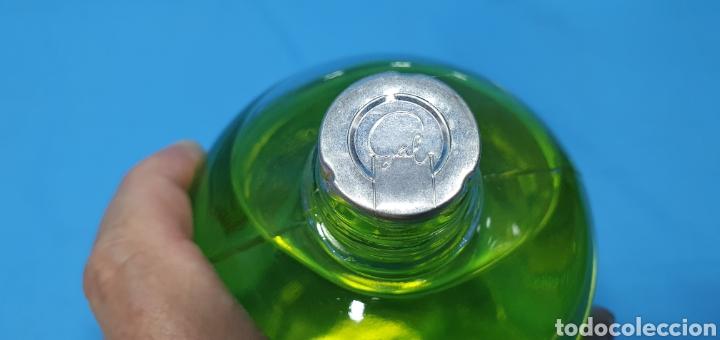 Miniaturas de perfumes antiguos: BOTELLA DE COLONIA GRANEL 1 L. - HENO DE PRAVIA - GAL - Foto 6 - 270694588