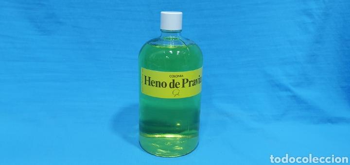 BOTELLA DE COLONIA GRANEL 1 L. - HENO DE PRAVIA - GAL (Coleccionismo - Miniaturas de Perfumes)