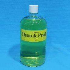 Miniaturas de perfumes antiguos: BOTELLA DE COLONIA GRANEL 1 L. - HENO DE PRAVIA - GAL. Lote 270694588