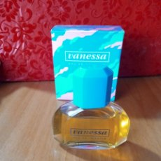Miniaturas de perfumes antiguos: VANESSA PERFUME 50 ML COLONIA ANTIGUA EN SU CAJA ORIGINAL. Lote 272259283
