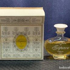 Miniaturas de perfumes antiguos: EAU TOILETTE ESPACE 80º CHERAMY PARIS MADE IN FRANCE 125 CC 12X14X5CMS. Lote 273947683