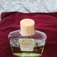 Miniaturas de perfumes antiguos: FRASCO ANTIGUO GRANDE DE JABÓN LÍQUIDO NENUCO. Lote 275846733