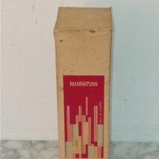 Miniaturas de perfumes antiguos: ANTIGUA COLONIA MANHATTAN. Lote 276690493