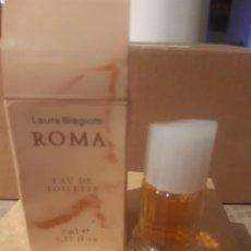 Miniaturas de perfumes antiguos: MINIATURA ROMA. Lote 276752813