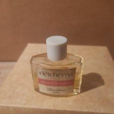 Miniaturas de perfumes antiguos: MINIATURA DERCHEMA. Lote 276753603