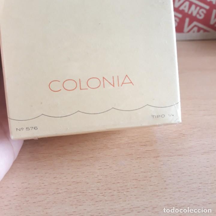 Miniaturas de perfumes antiguos: Joya de myrurgia 200 ml. N° 576 - Foto 2 - 276797493