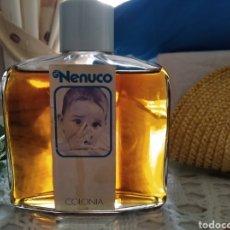 Miniaturas de perfumes antiguos: COLONIA NENUCO Y BOLSITO. Lote 276966443