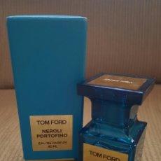 Miniaturas de perfumes antiguos: EAU DE PARFUM -TOM FORD- NAROLI PORTOFINO 50ML. Lote 278472793