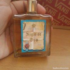 Miniaturas de perfumes antiguos: SIGLO DE ORO COLONIA VERA 50 ML.. Lote 278681878